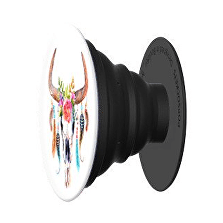 PopSockets Grip - Bull Feathers