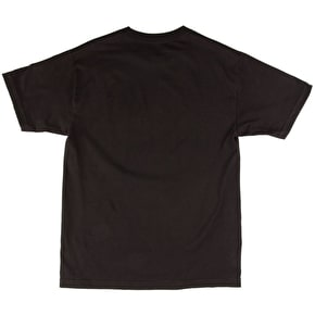 Fourstar Kurt Mugshot T-Shirt - Black