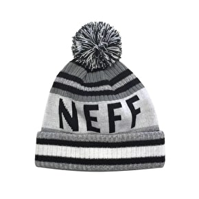 Neff Champion Beanie - Grey/Black