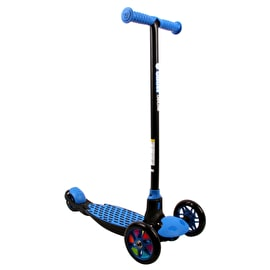 Y-Volution Y Glider Deluxe 1.0 Complete Scooter - Blue
