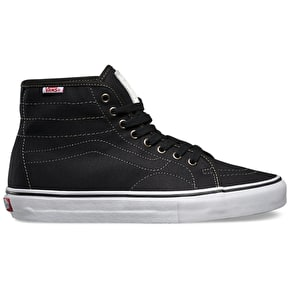 Vans AV Classic High Shoes - Herringbone Black/White