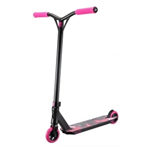 B-Stock Sacrifice OG Hustler Complete Scooter - Black/Pink (Cosmetic Damage)