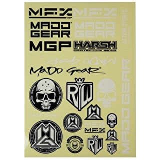 MGP Logo Sticker Sheet