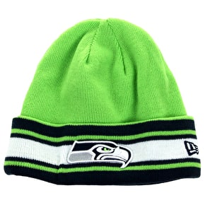 New Era NFL Beanie - Seattle Seahawks