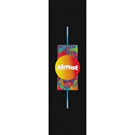 Almost Photo Essay Skateboard Grip Tape - Black