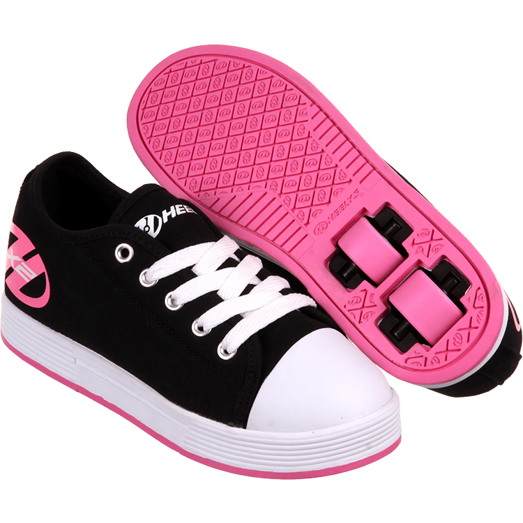 Heelys Fresh Black Pink Girls