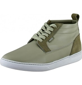 WeSC Lifestyle Hagelin Shoes - Birch Leather/Suede UK7 (B-Stock)