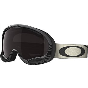 Oakley A-Frame 2.0 Snow Goggles - Animalistic Black/Black Rose