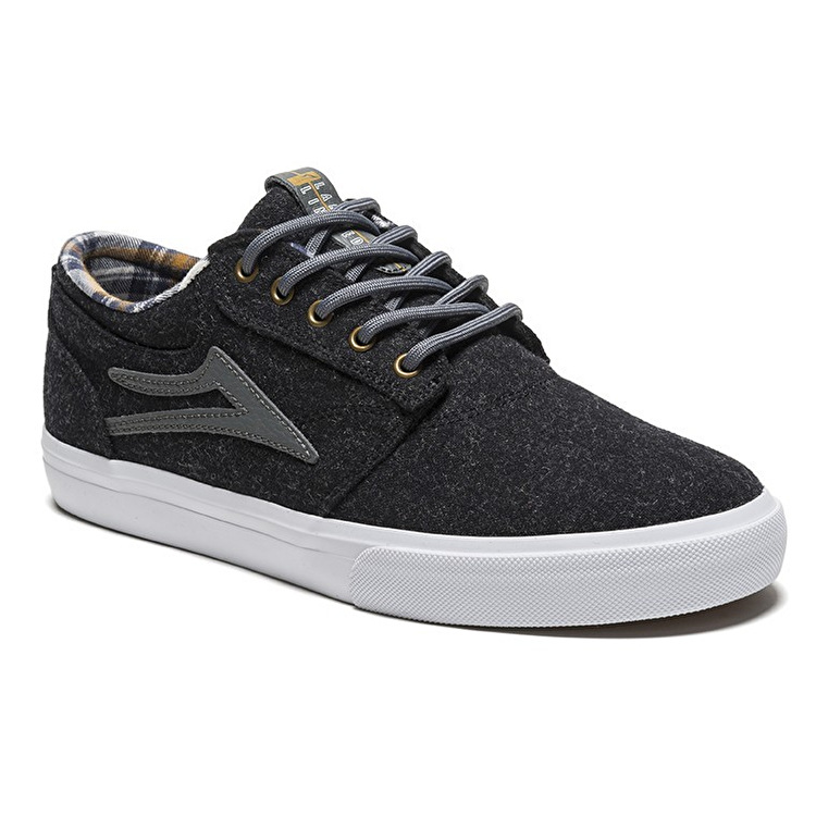 Lakai Griffin Skate Shoes - Phantom