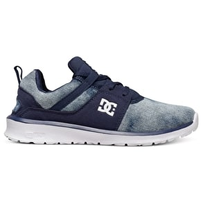 DC Heathrow SE Skate Shoes - Denim