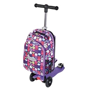 Maxi Micro 4in1 Luggage Scooter - Flowers