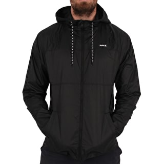 Hurley Protect Solid Jacket - Black
