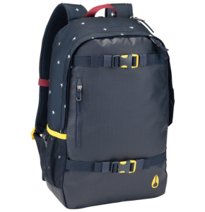 Nixon Smith Skatepack II Backpack - Navy