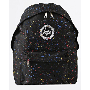 Hype Primary Backpack - Black/Multi