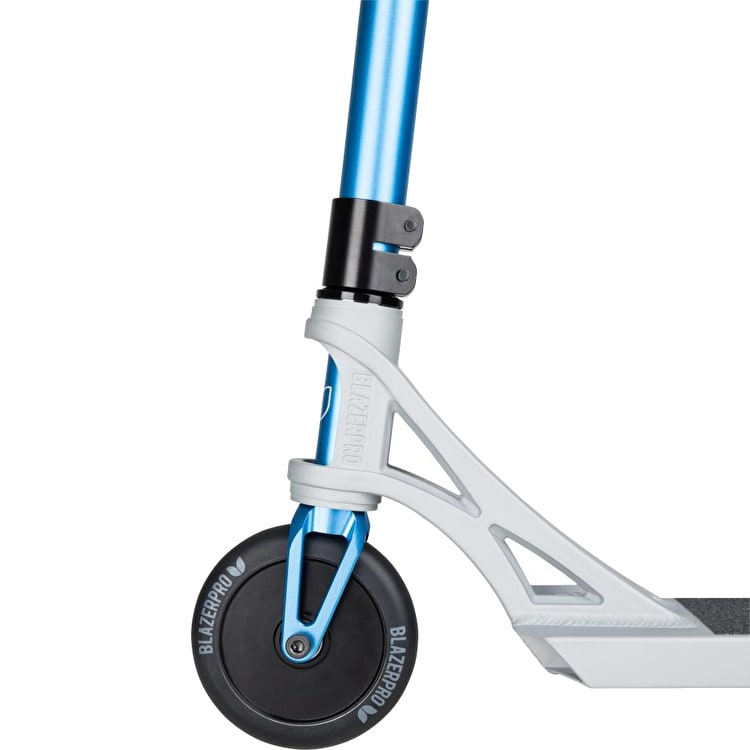 Blazer Pro FMK1 Complete Scooter - Blue/Silver