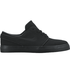 Nike Zoom Stefan Janoski Canvas Shoes - Black/Anthracite