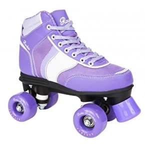 B-Stock Rookie Forever Quad Roller Skates- Purple - UK 5 (Box Damage)