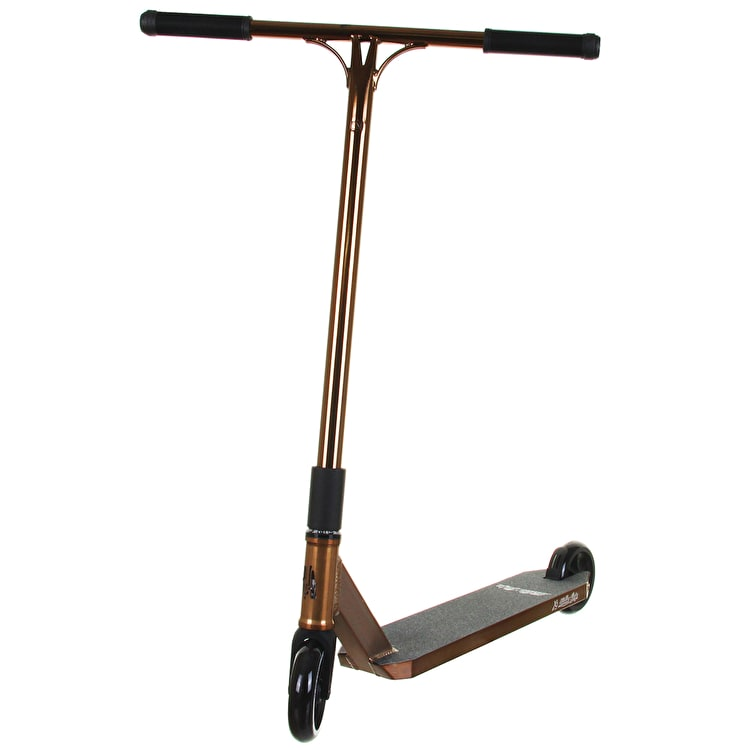 UrbanArtt Primo V2 125mm Complete Scooter - Gold/Black