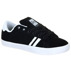 Emerica The Leo Shoes - Black/White/Gum
