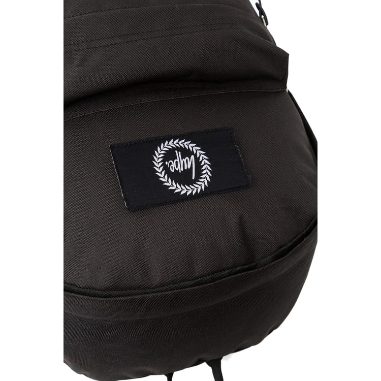 Hype Insignia Backpack - Black