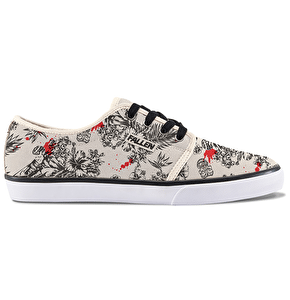 Fallen Forte 2 Skate Shoes - Aloha From Hell