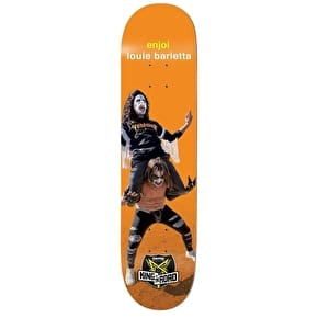 Enjoi King Of The Road Series Skateboard Deck - Barletta 8.1
