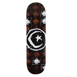 Foundation Star & Moon Teapot Repeat Skateboard Deck - 8.25