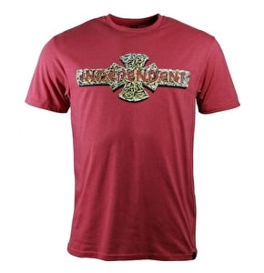 Independent Weld T-Shirt - Mineral Heather