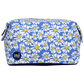 Mi-Pac Wash Bag - Daisy Crazy Blue