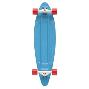 Penny Complete Longboard - Blue/White/Red - 36''