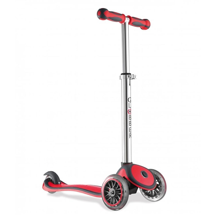 Globber Up Scooter - Red