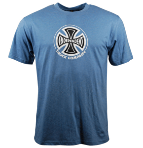 Independent Truck Co T-Shirt - Blue Heather
