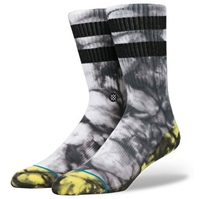 Stance Dyser Socks - Yellow