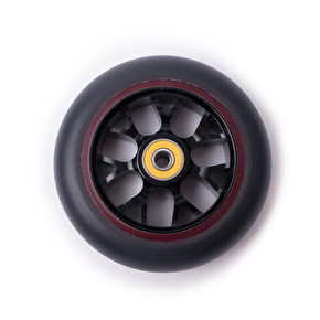 Eagle Radix 115mm X6 Double Layer Panther Scooter Wheel - Black Core