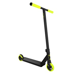 Lucky 2017 Crew Pro Complete Scooter - Black/Highlighter
