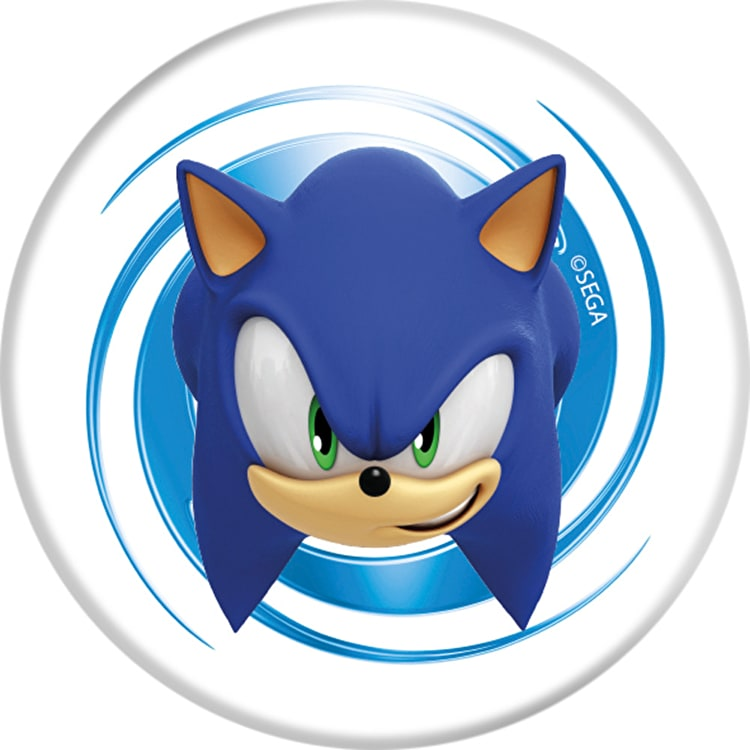 PopSockets Sonic the Hedgehog Face
