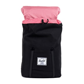 Herschel Retreat Backpack - Black Rubber