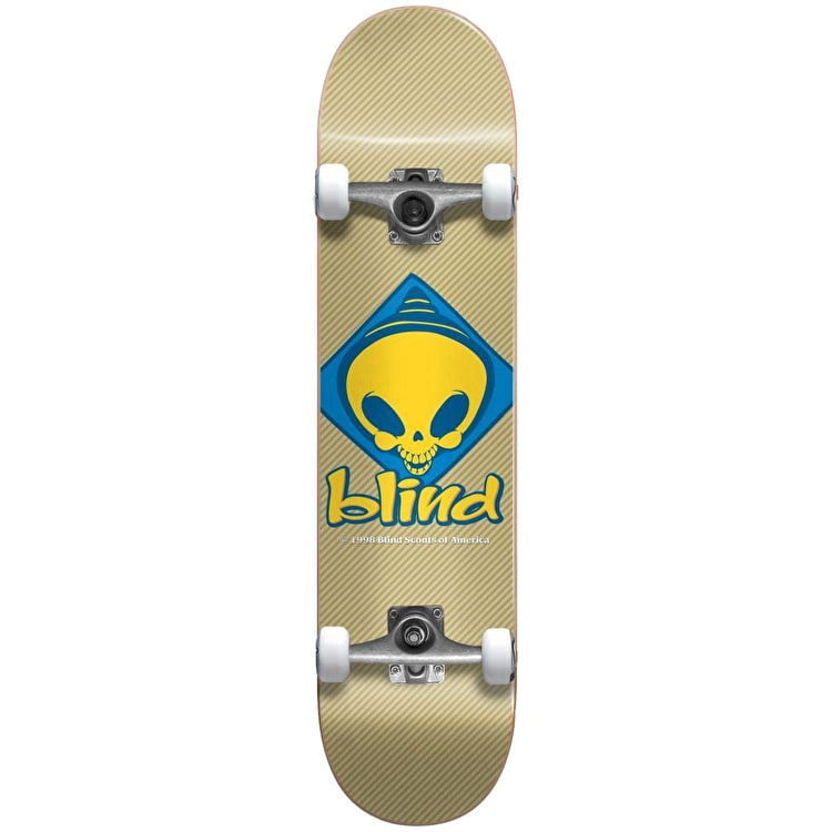 Blind Retro Reaper Scout Complete Skateboard 7.625""