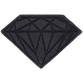 Diamond Hella Slick Skateboard Wax - Black
