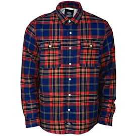 Dickies Annandale Shirt - Navy Blue