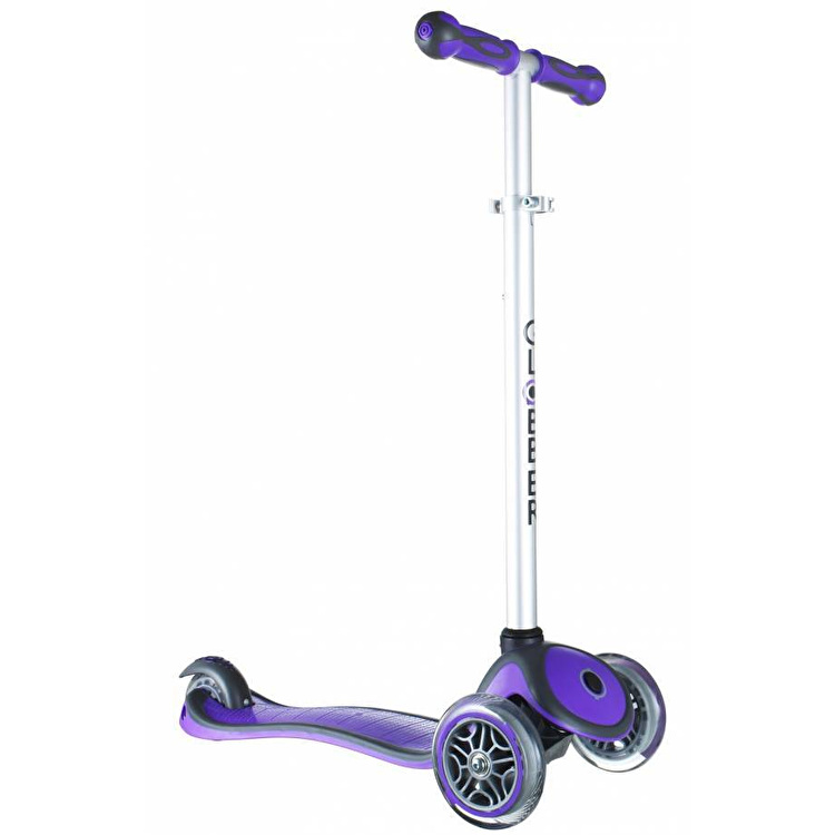 Globber Up Scooter - Purple