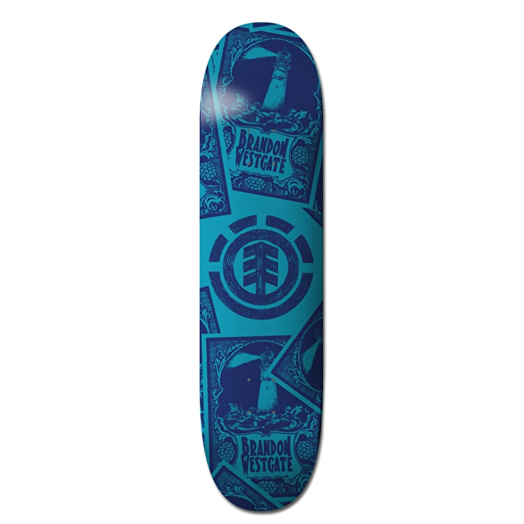 Element Amplify Skateboard Deck - Westgate 8""