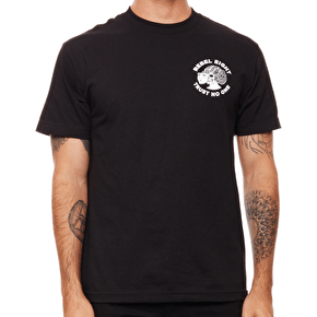 Rebel8 Two Faced T-Shirt - Black