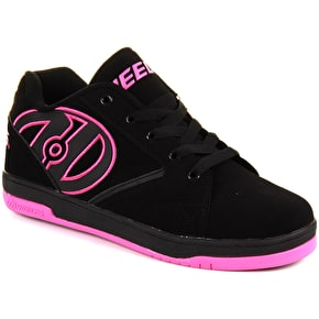 Heelys Propel 2.0 - Black/Hot Pink