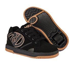 Heelys Propel 2.0 - Black/Gum UK 1 (B-Stock)