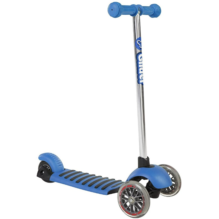 Y-Volution Y Glider Deluxe Complete Scooter - Blue/Black