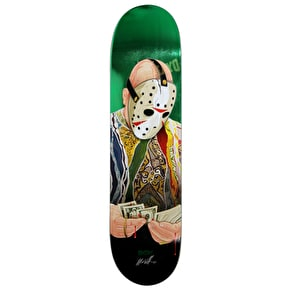DGK G Killer Skateboard Deck - Williams 7.9