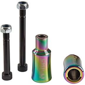 Chilli Pro Barrel Scooter Pegs - Neochrome