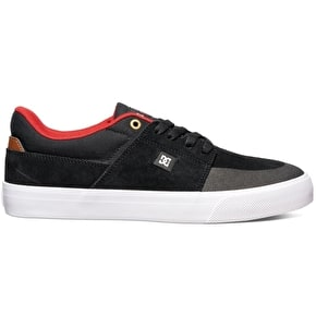 DC Wes Kremer Shoes - Black/Athletic Red