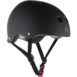 Triple 8 Brainsaver MIPS Helmet - Rubber Black